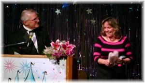 Jim Nunes and Lori Tassano